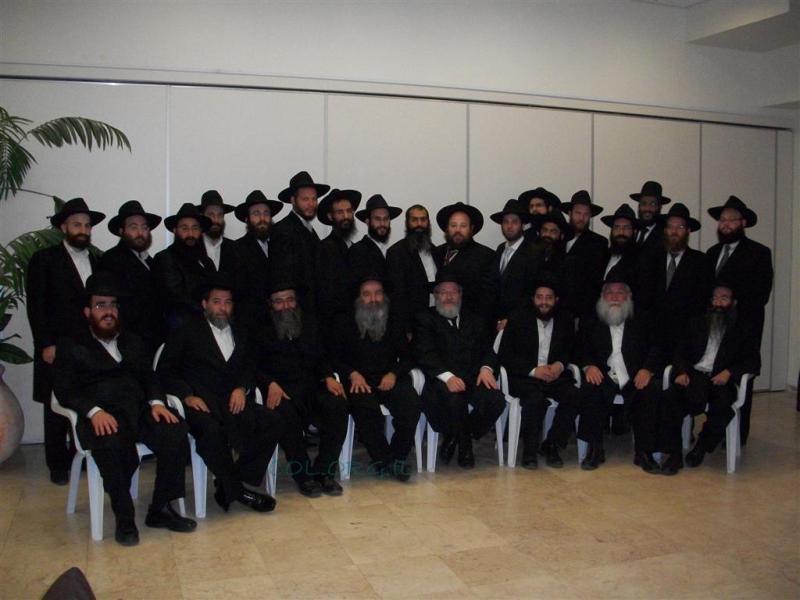 שלוחי הרבי בתל אביב התכנסו